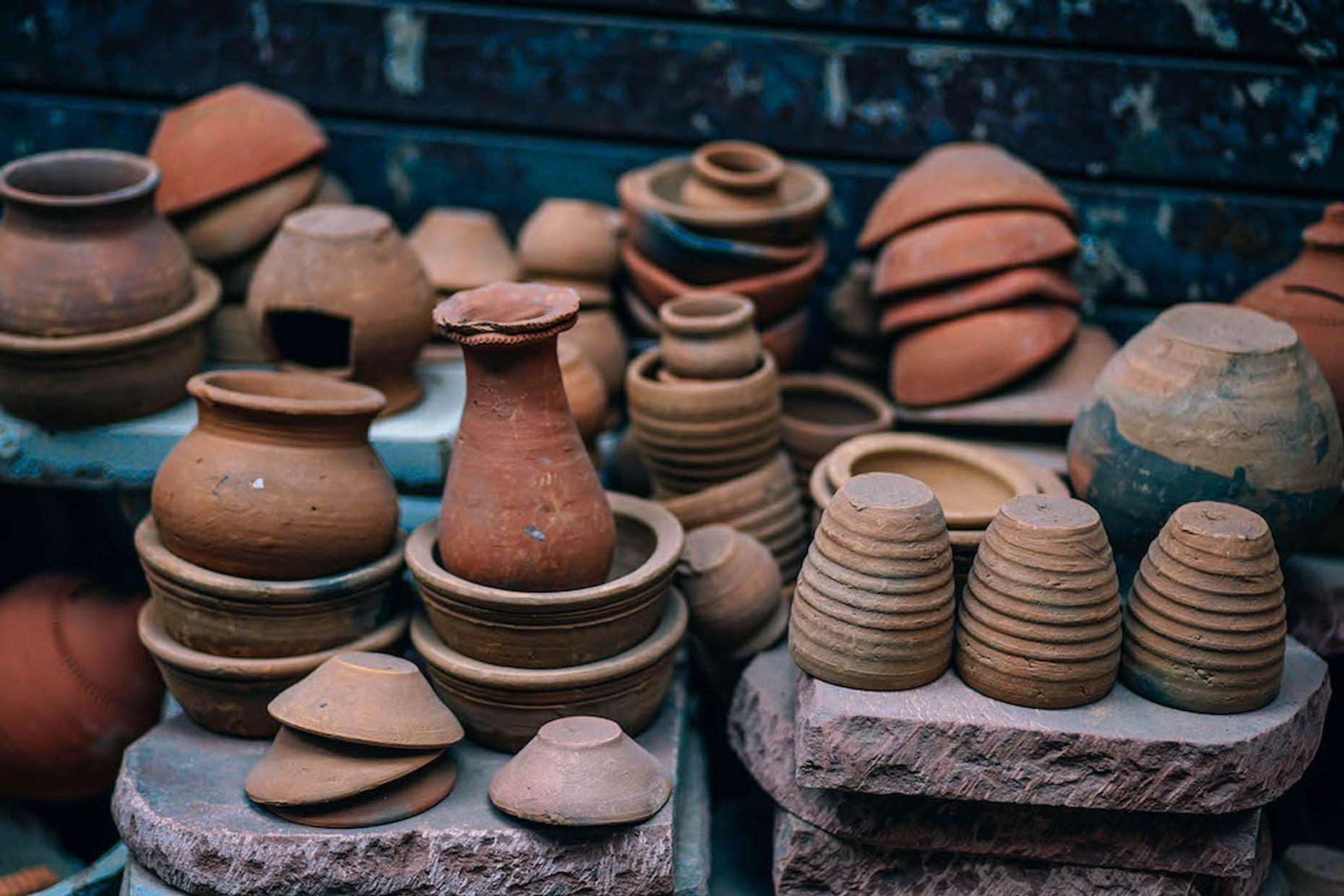Traditional Mountain Potters Guided Tour