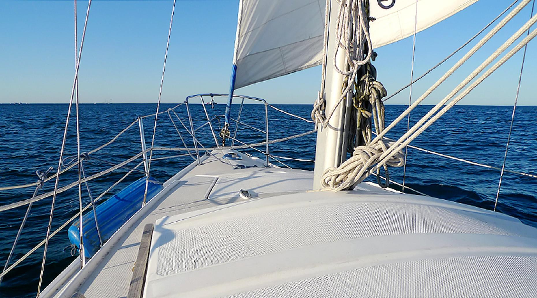 Combo Sailing Certification on Galveston Bay