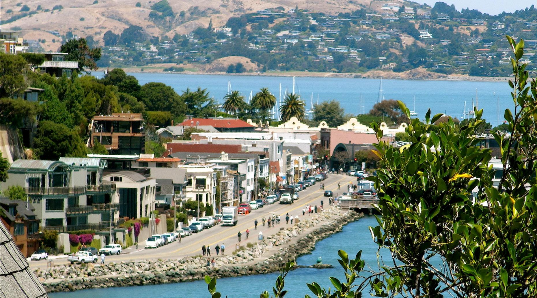 Sausalito to Tennessee Valley Bike & Hike