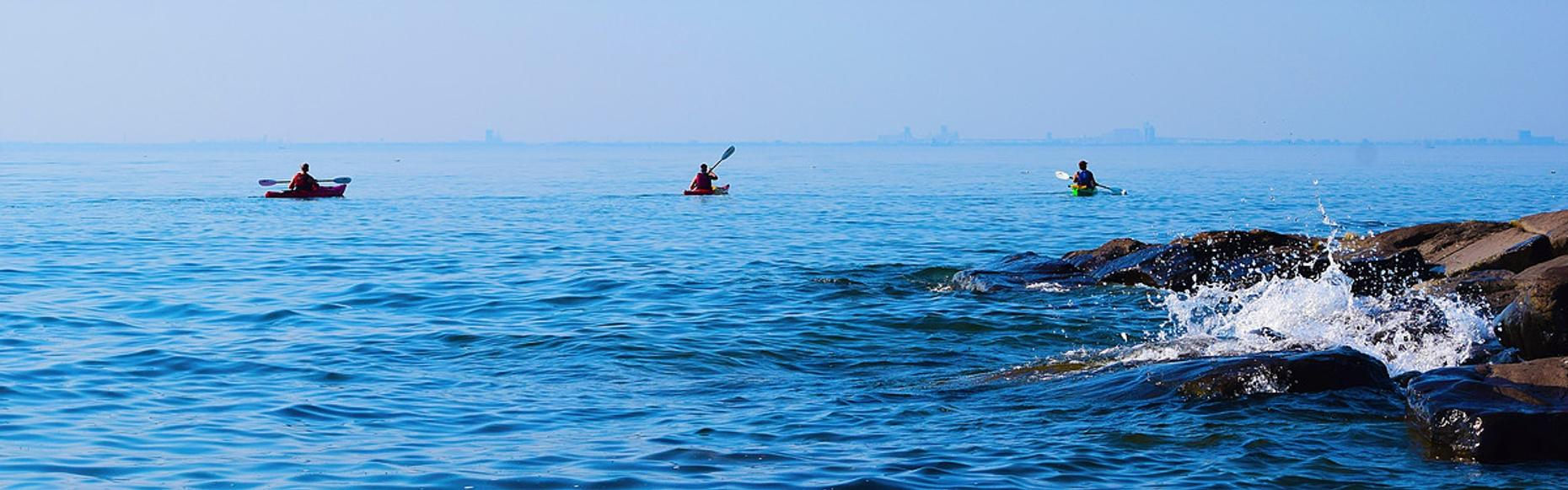 Four Hour Kayak Tour in North Shore