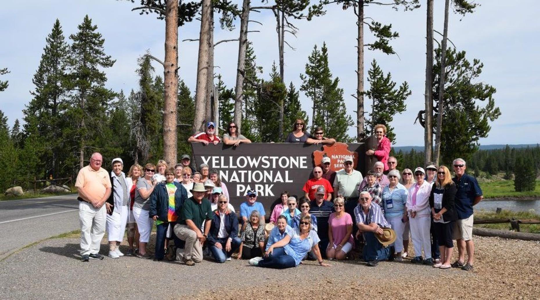 Yellowstone Day Tour