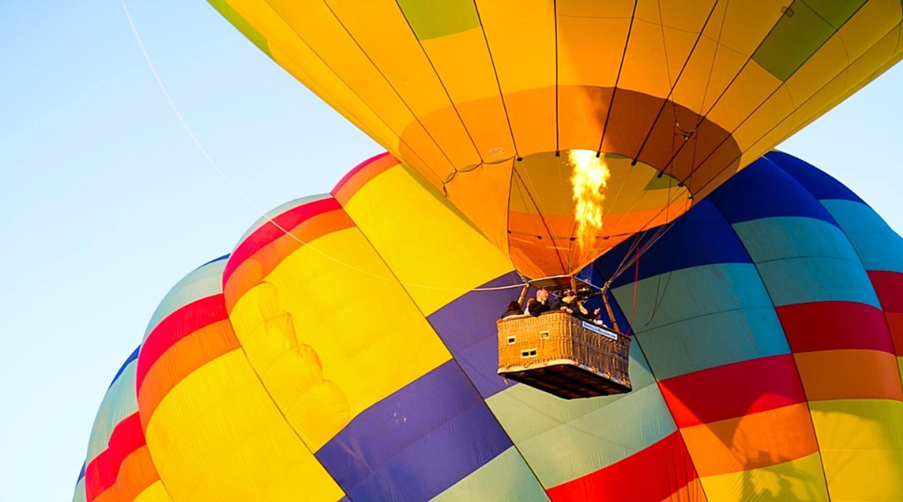 Rio Grande Sunrise Hot Air Balloon Ride