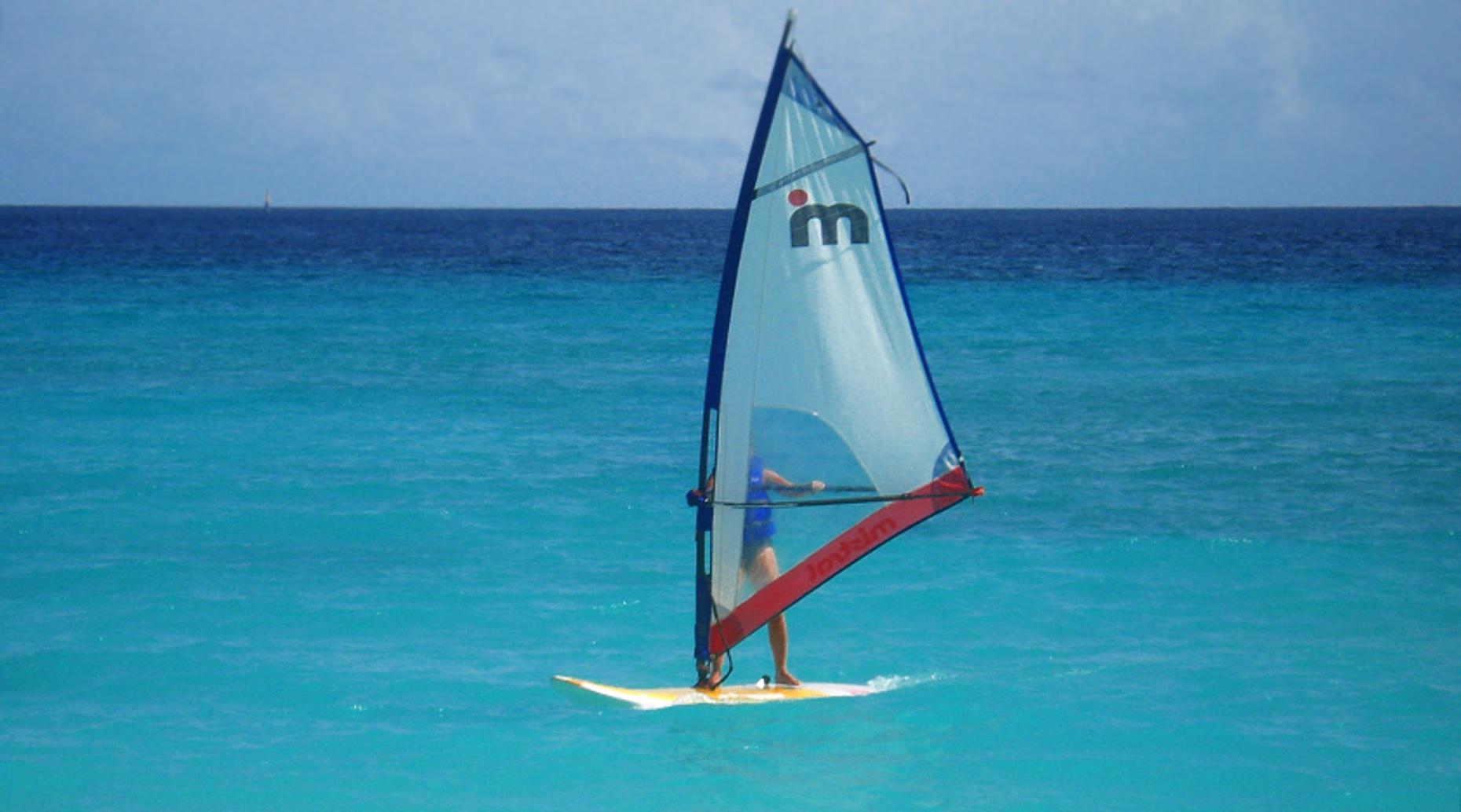 Frisco Beginner Group Windsurfing Lesson