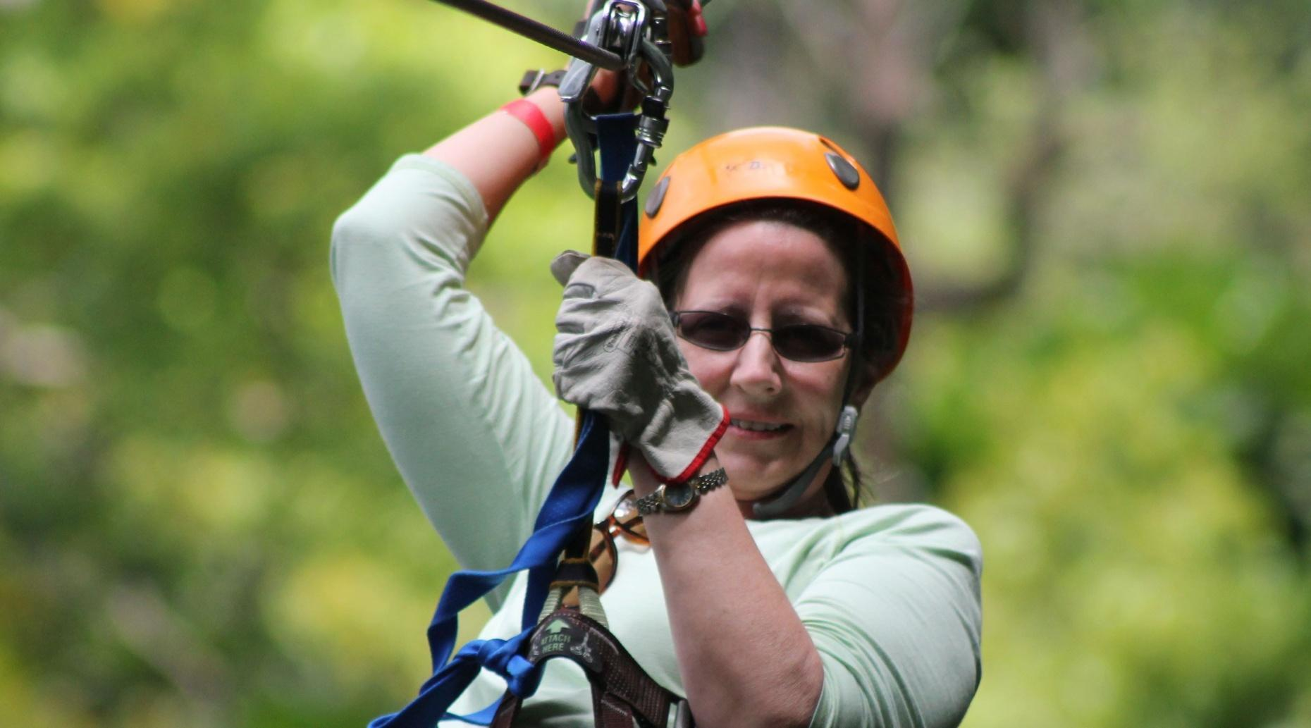 2-Hour Zip-Line Canopy Tour