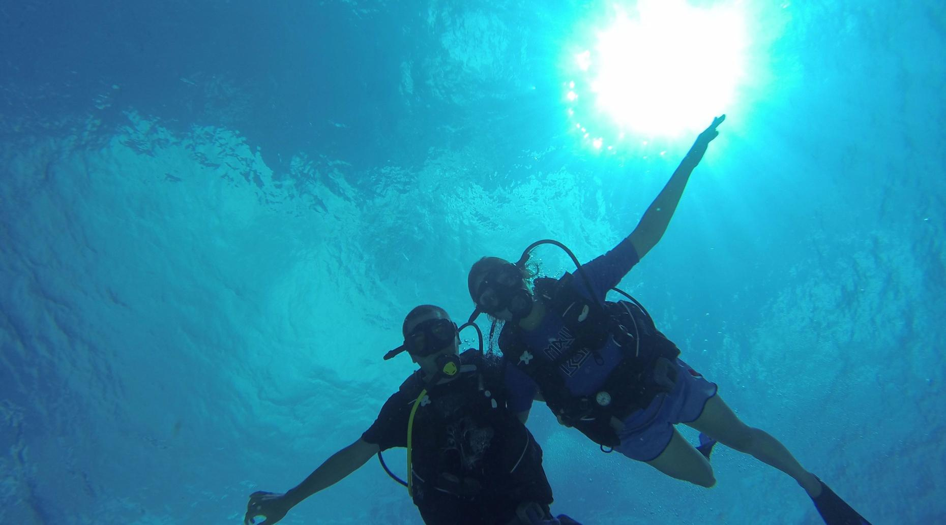 3-Day Open Water Diver Course in Cozumel