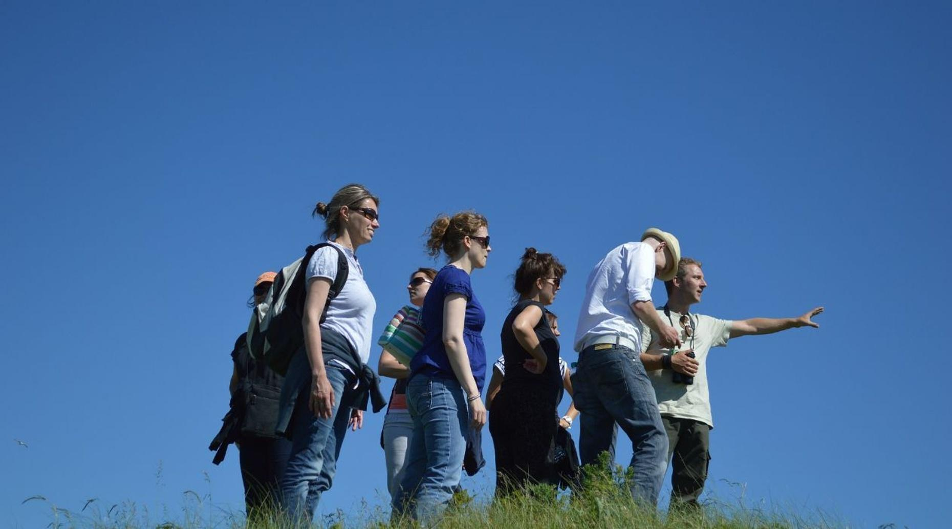 Grand Traverse Commons Winter Walking Tour