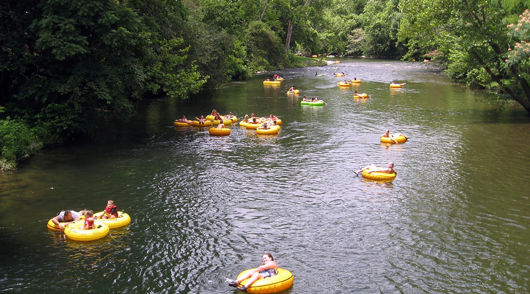 River Tubing & Brewery Experience From DC