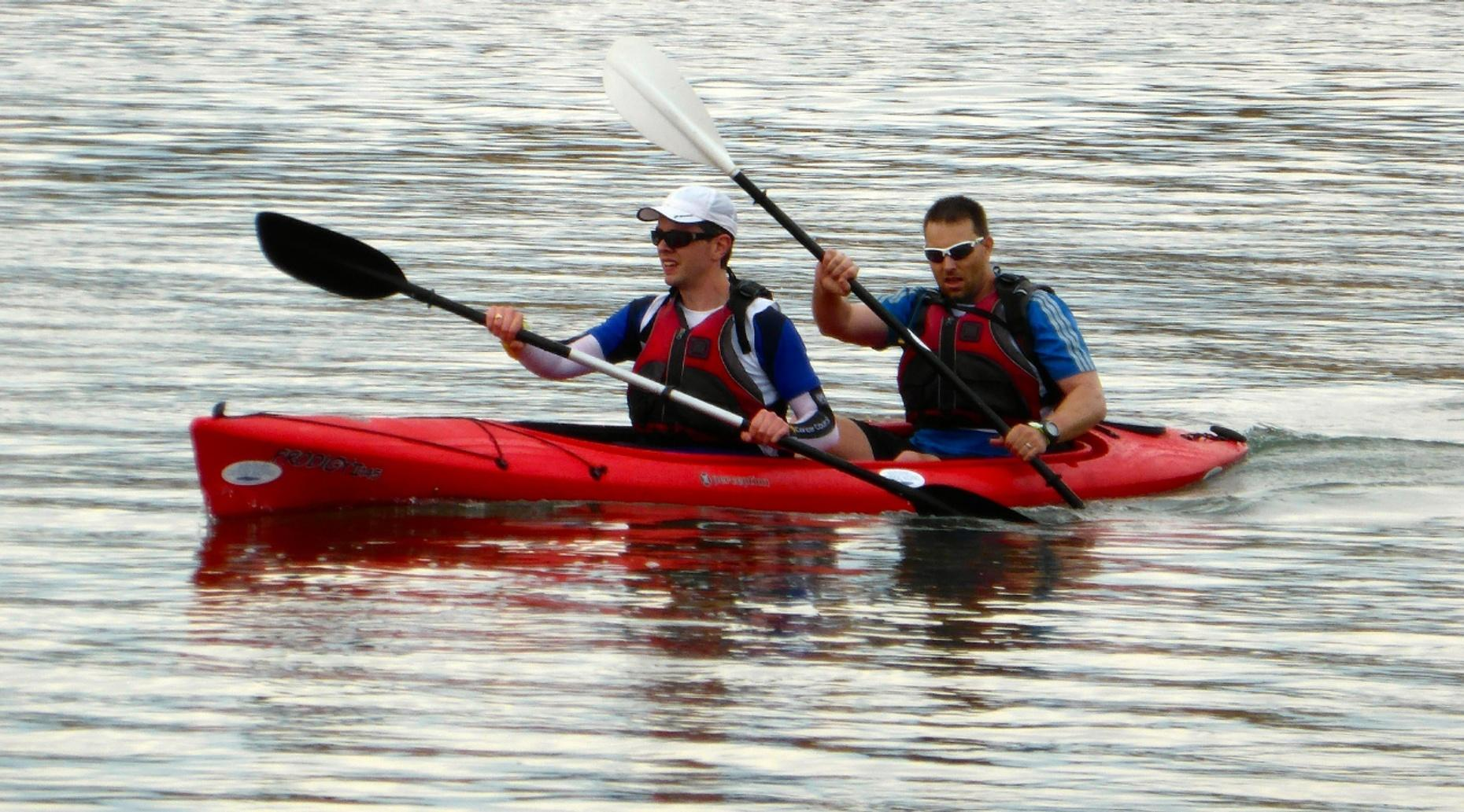 Guided Double Kayak Tour in Manayunk