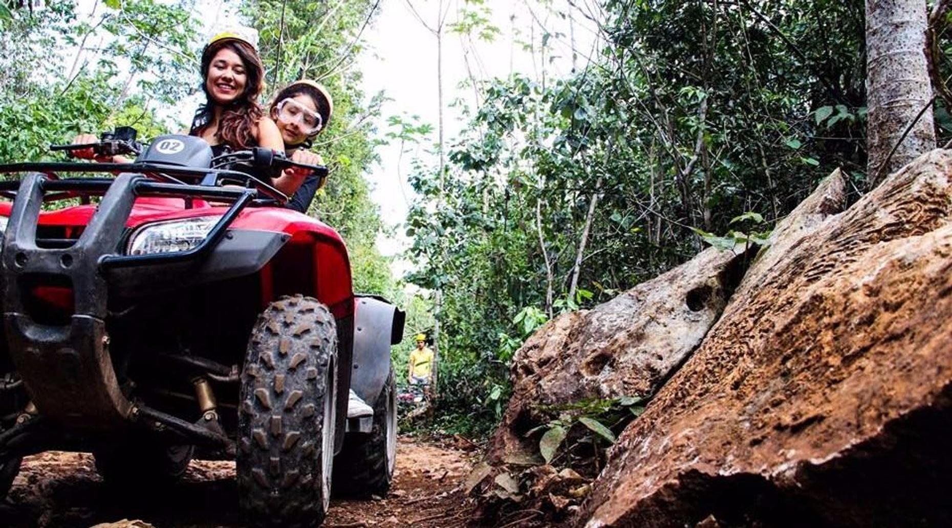 ATV Adventure in Boca del Puma