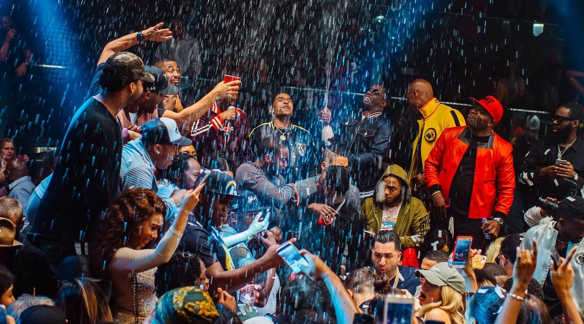3-Day Hip-Hop Music Club Package in Miami