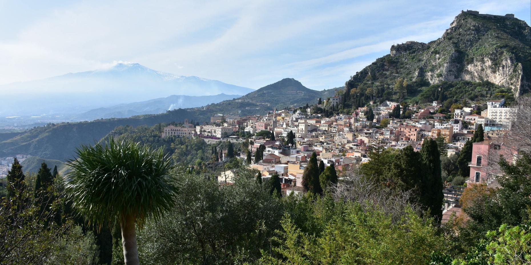 Taormina & Castelmola Picturesque Tour