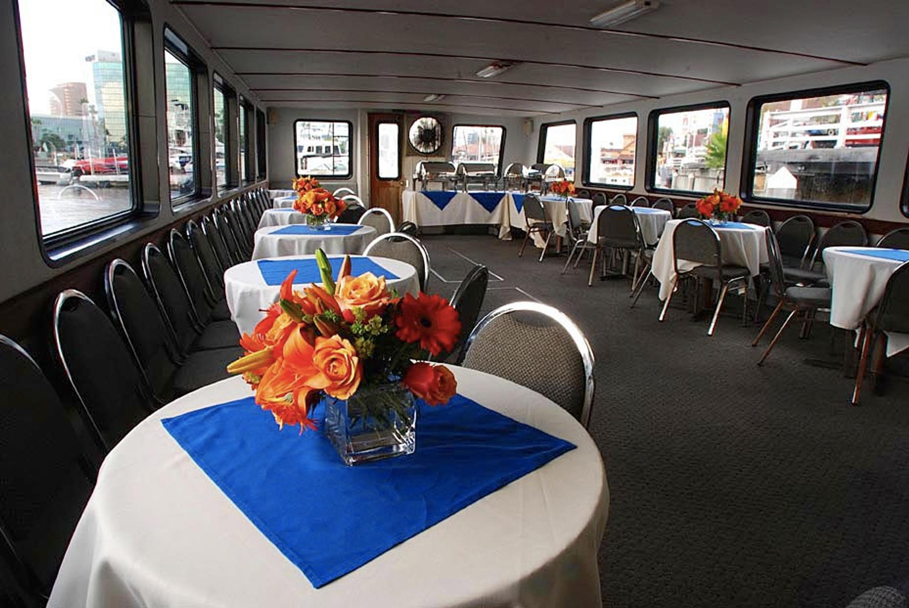 Valentine's Dinner Cruise in Long Beach