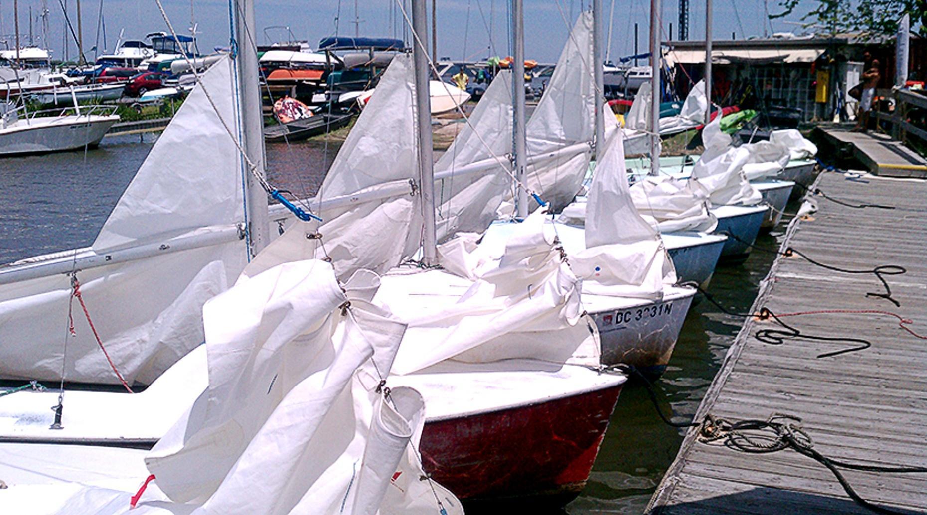 Potomac River Sunfish Rental