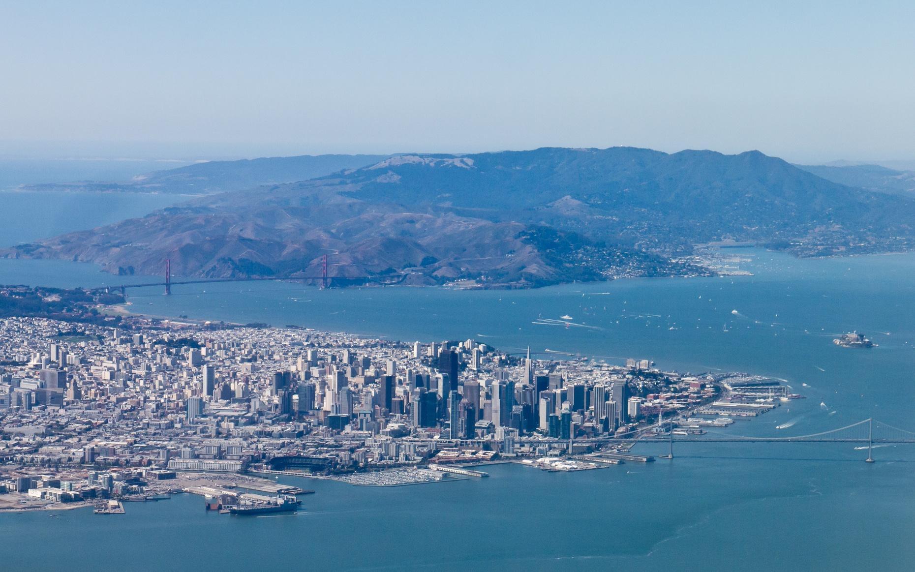 Santa Cruz Airport Shuttle to San Francisco