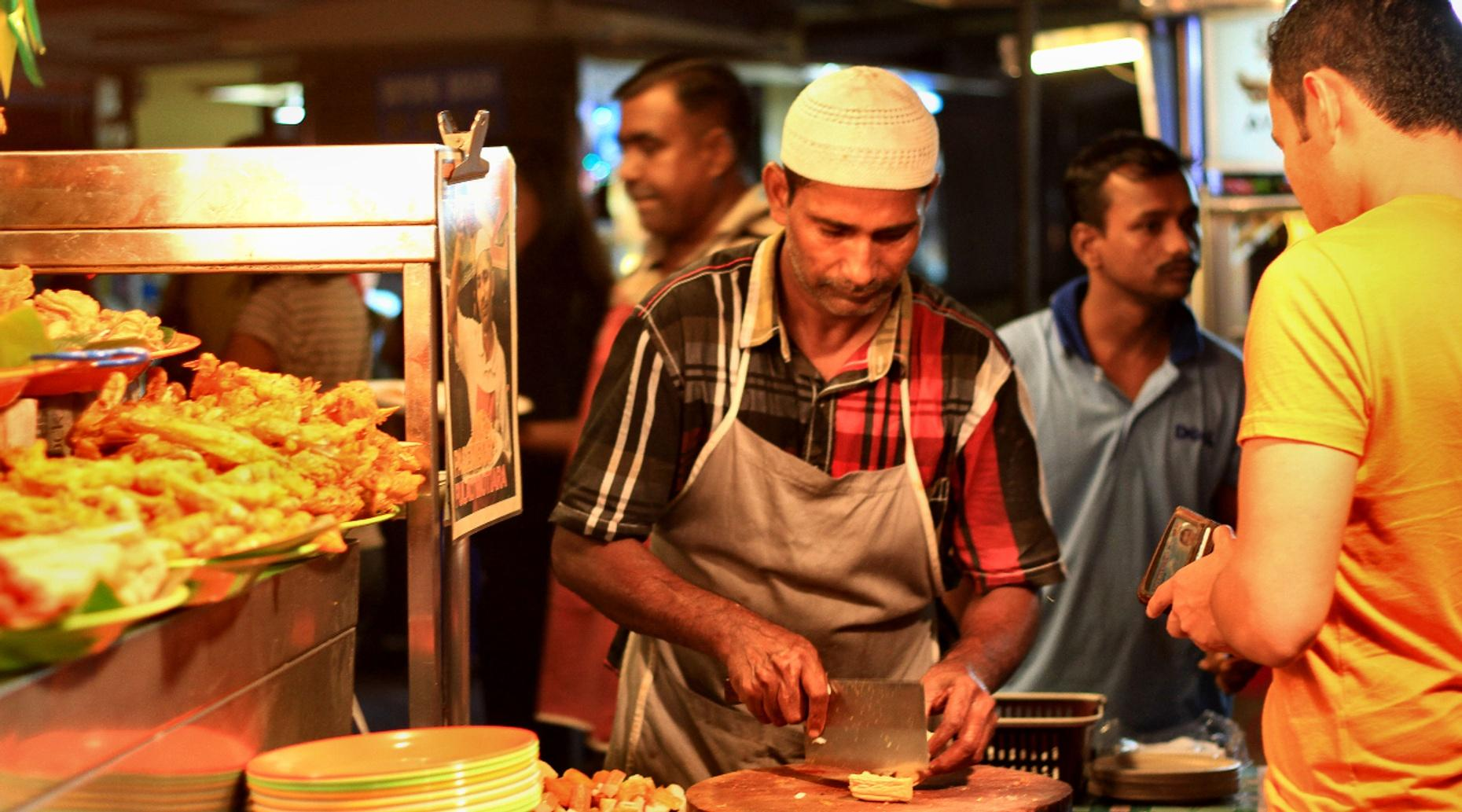 Street Food & Walking tour of Mumbai