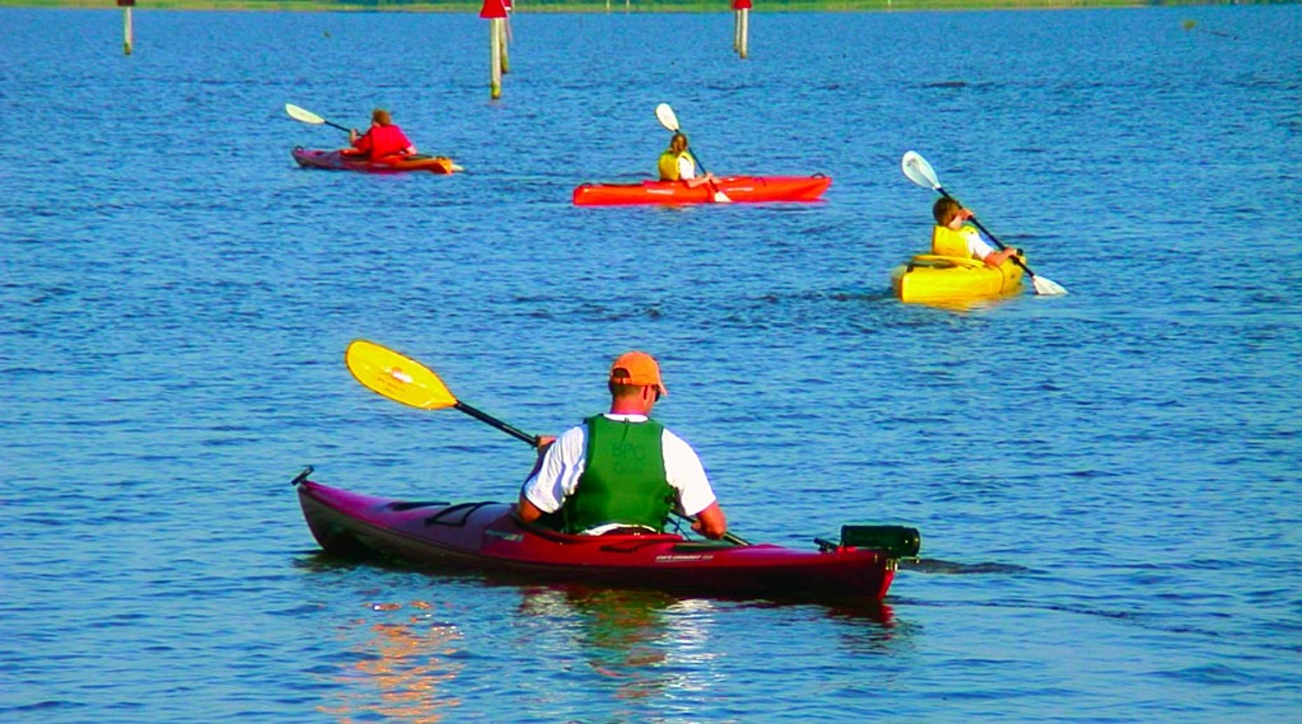 Unexpected Situations Kayaking Course in Greensboro