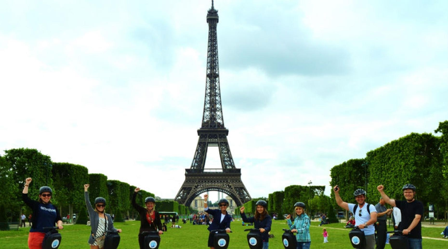 Paris Sightseeing Segway Tour