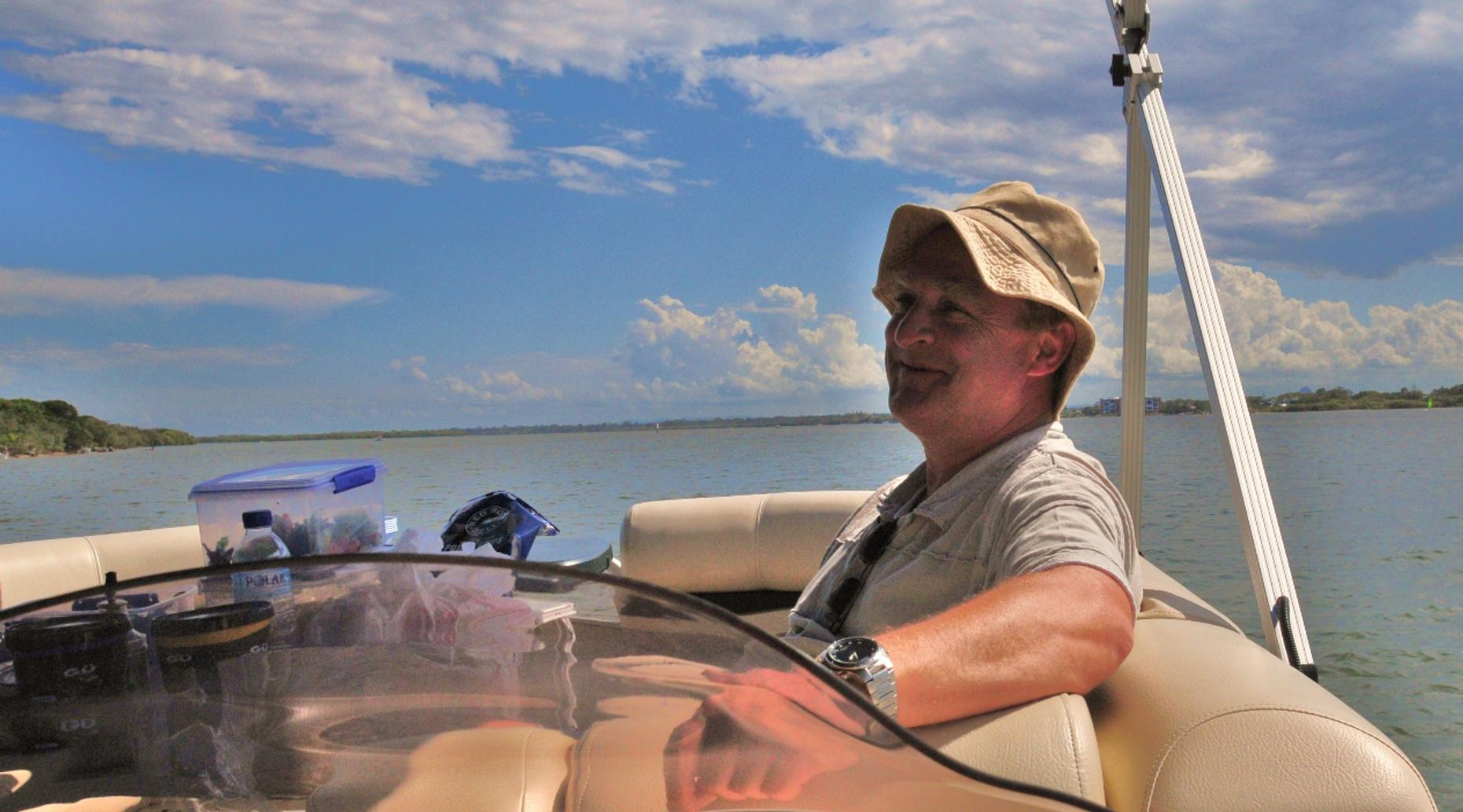 Palm Beach Eight Hour 19' Pontoon Boat Rental