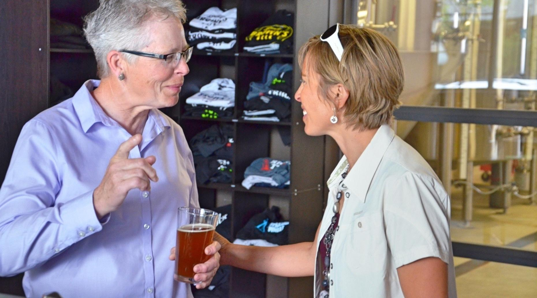 Tour of Local Breweries with Pizza in New Braunfels