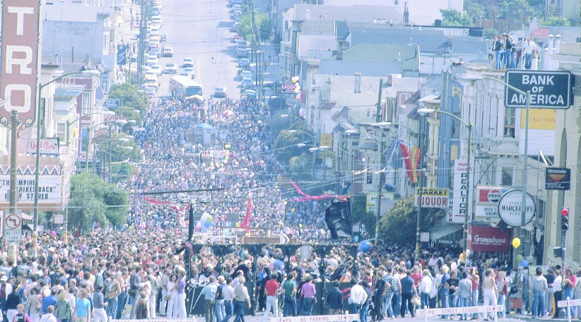 """Discrimination"" Castro Neighborhood Walking Tour"