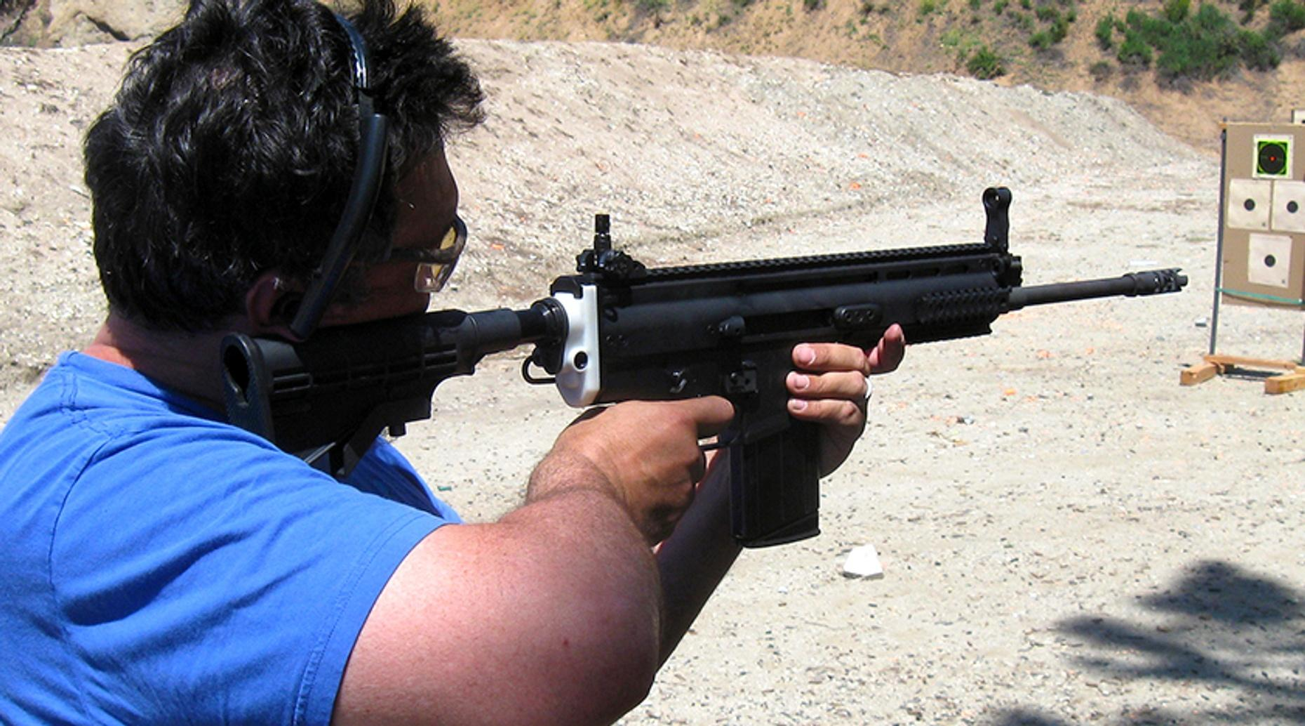 Firearm Safety and Technique Class in San Mateo