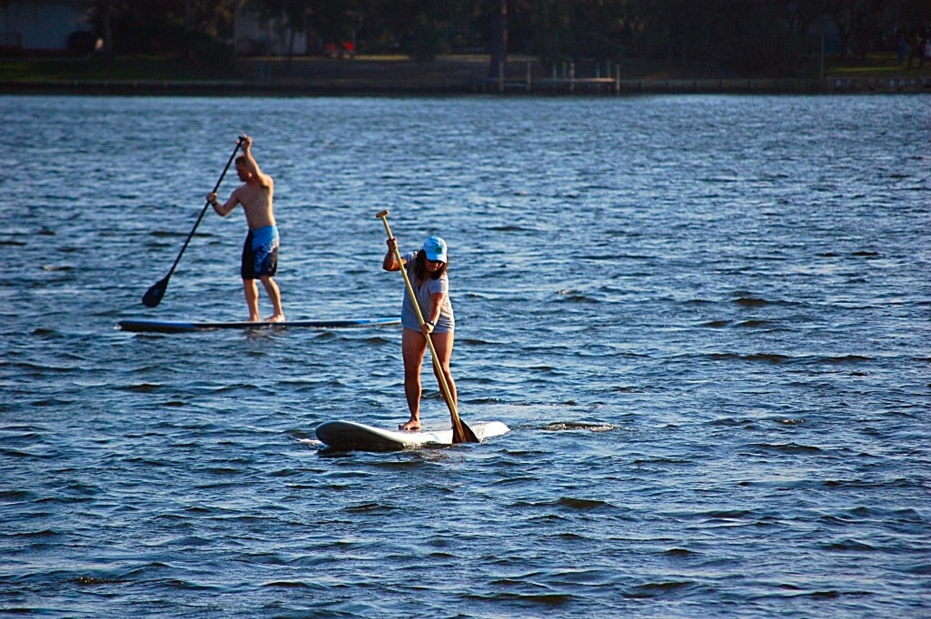 Stand-Up Paddle Board Tour in Manayunk