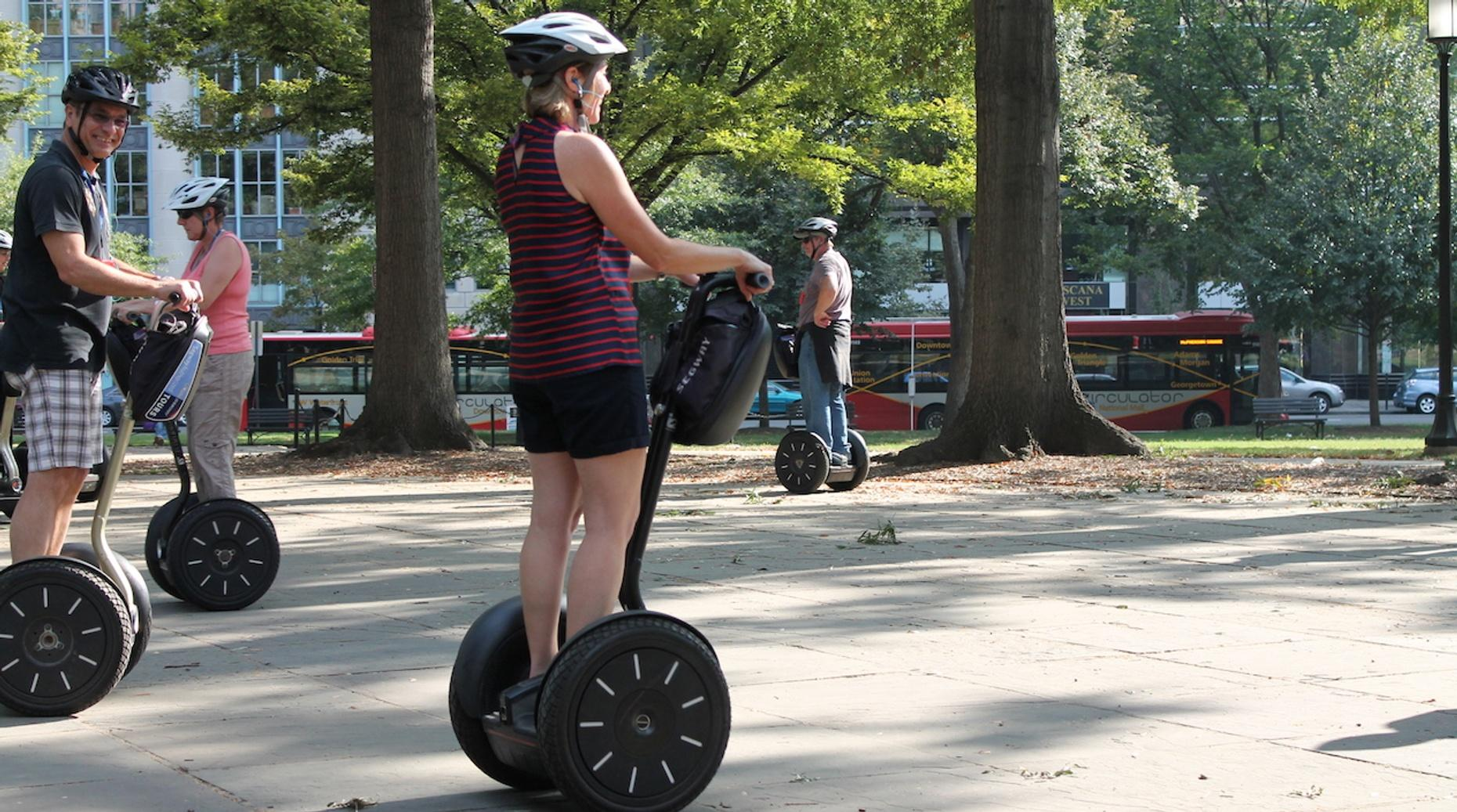 Washington DC Segway Rental