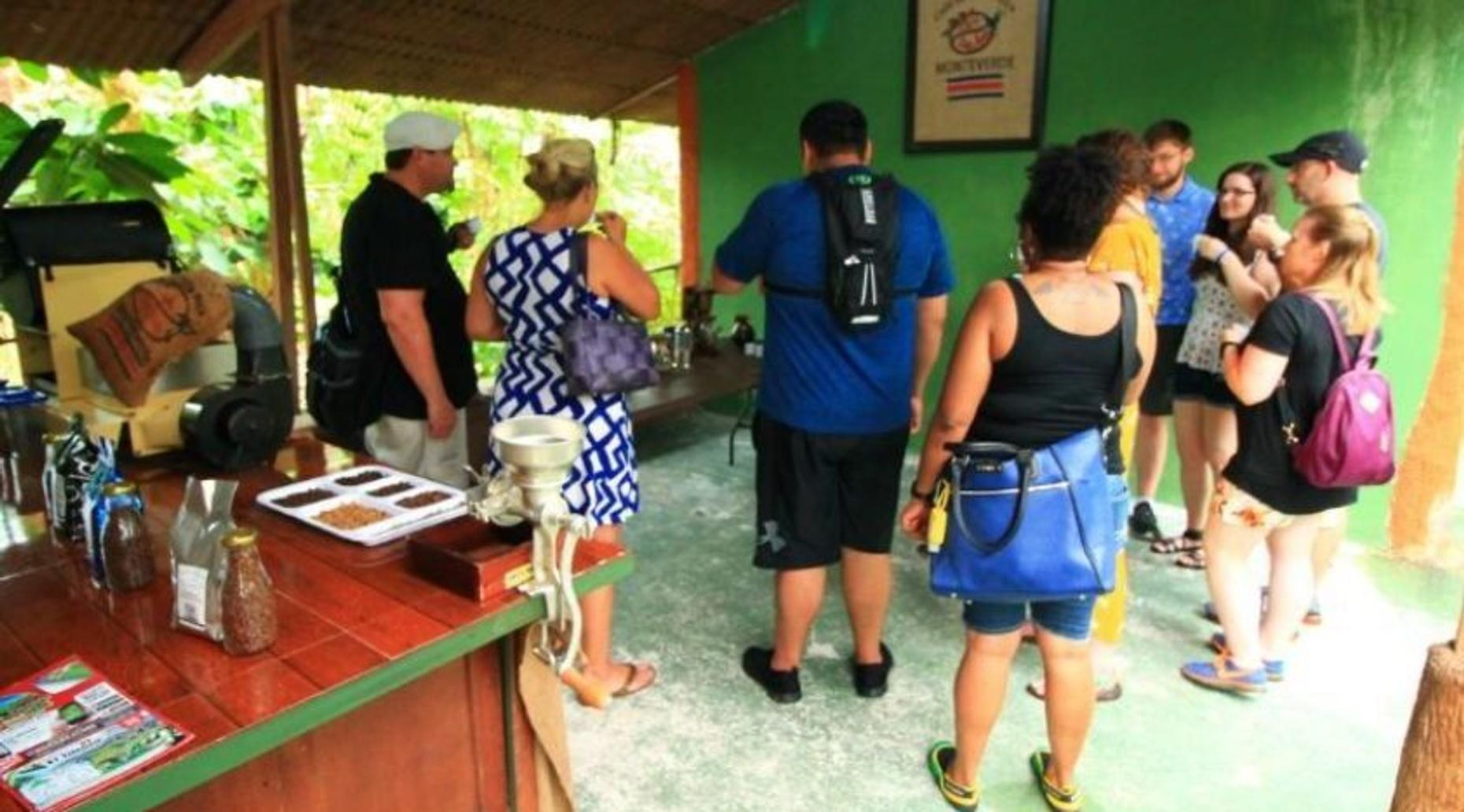 Arenal  Coffee & Cacao Tour