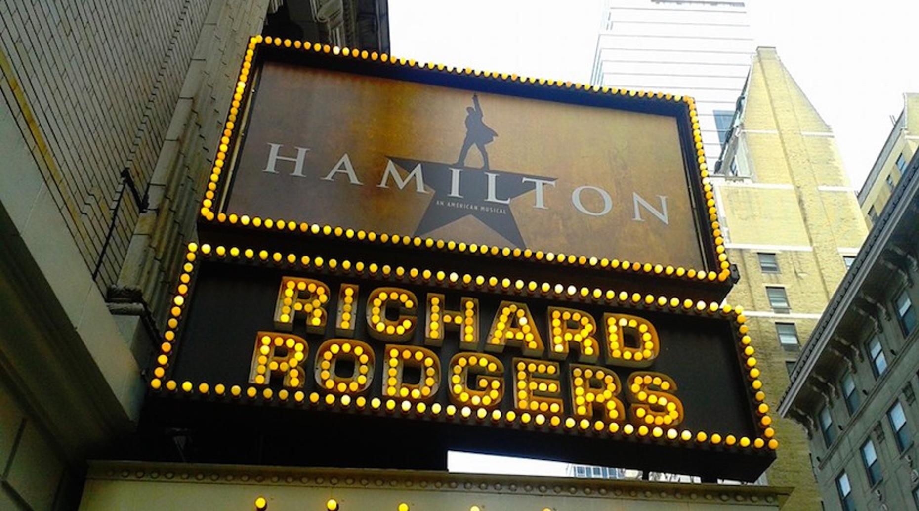 Gilbert & Sullivan To Hamilton Downtown Musical Theatre Walking Tour