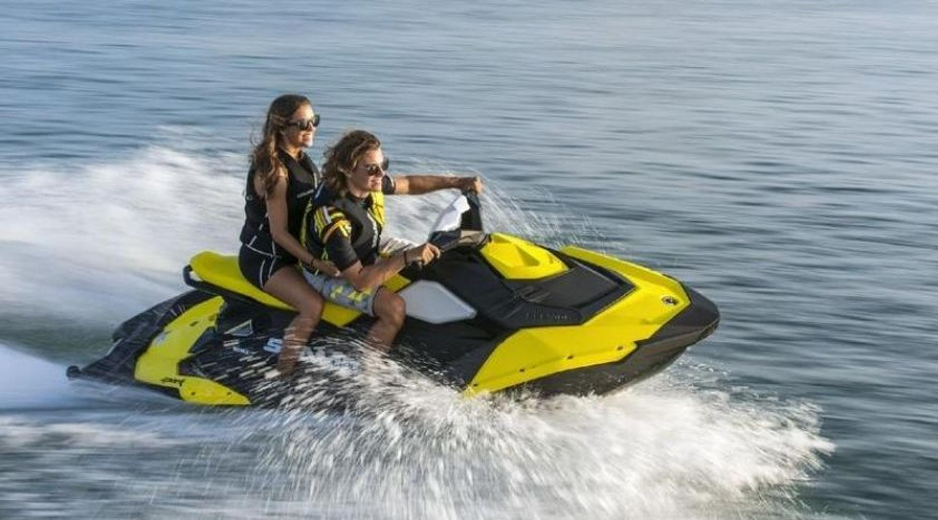 Sea Doo Tour (Up to Two Passengers) -  Two Hours