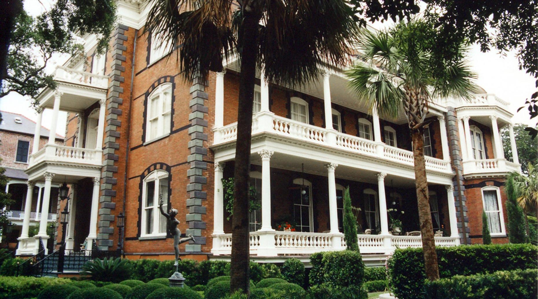 Annual Pass to Charleston's Calhoun Mansion