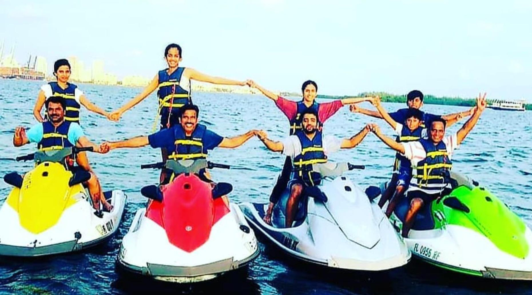 3-Hour Boat & Water Adventure Package in Miami