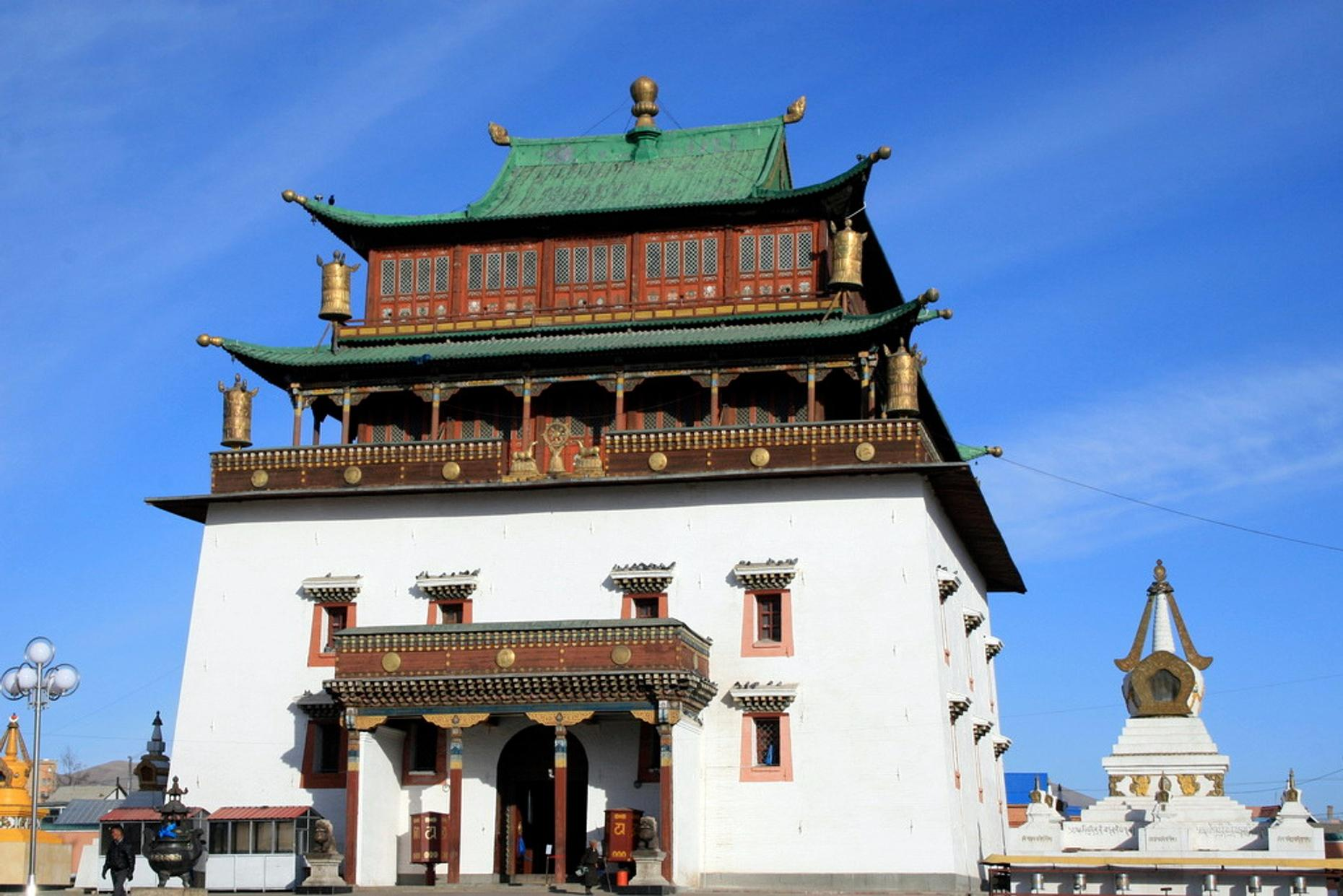 Walking Tour of Ulaanbaatar