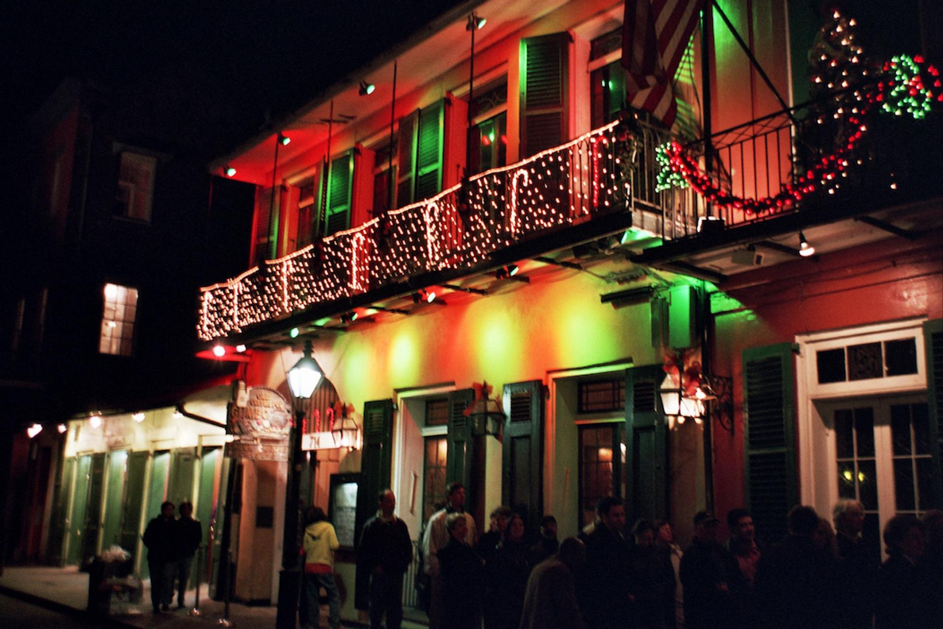 French Quarter Christmas Tour in New Orleans