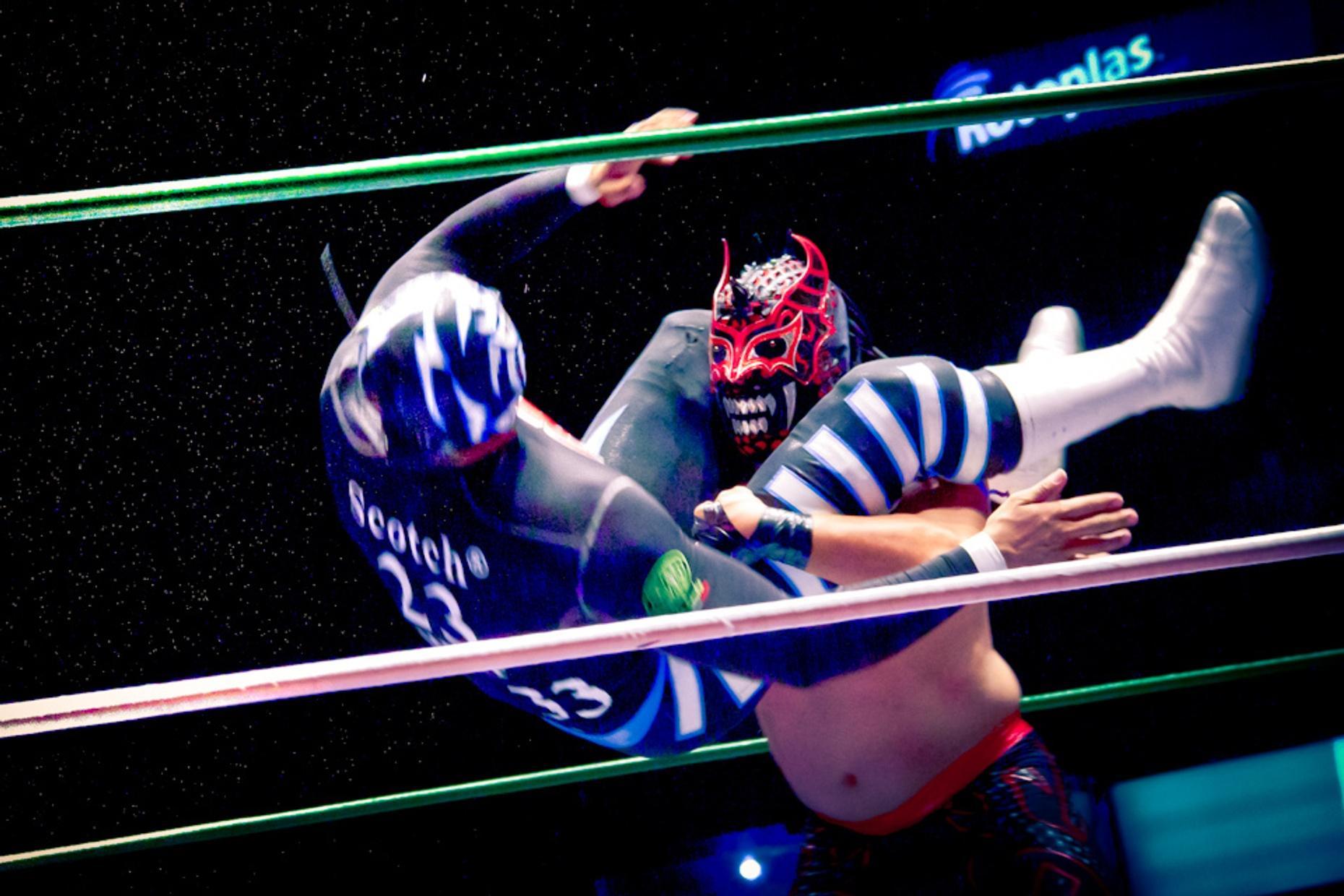 Mexico City Lucha Libre Show Experience
