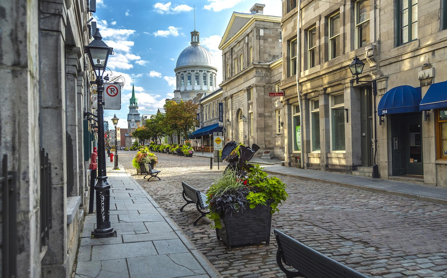 The Free Old Montreal Walking Tour