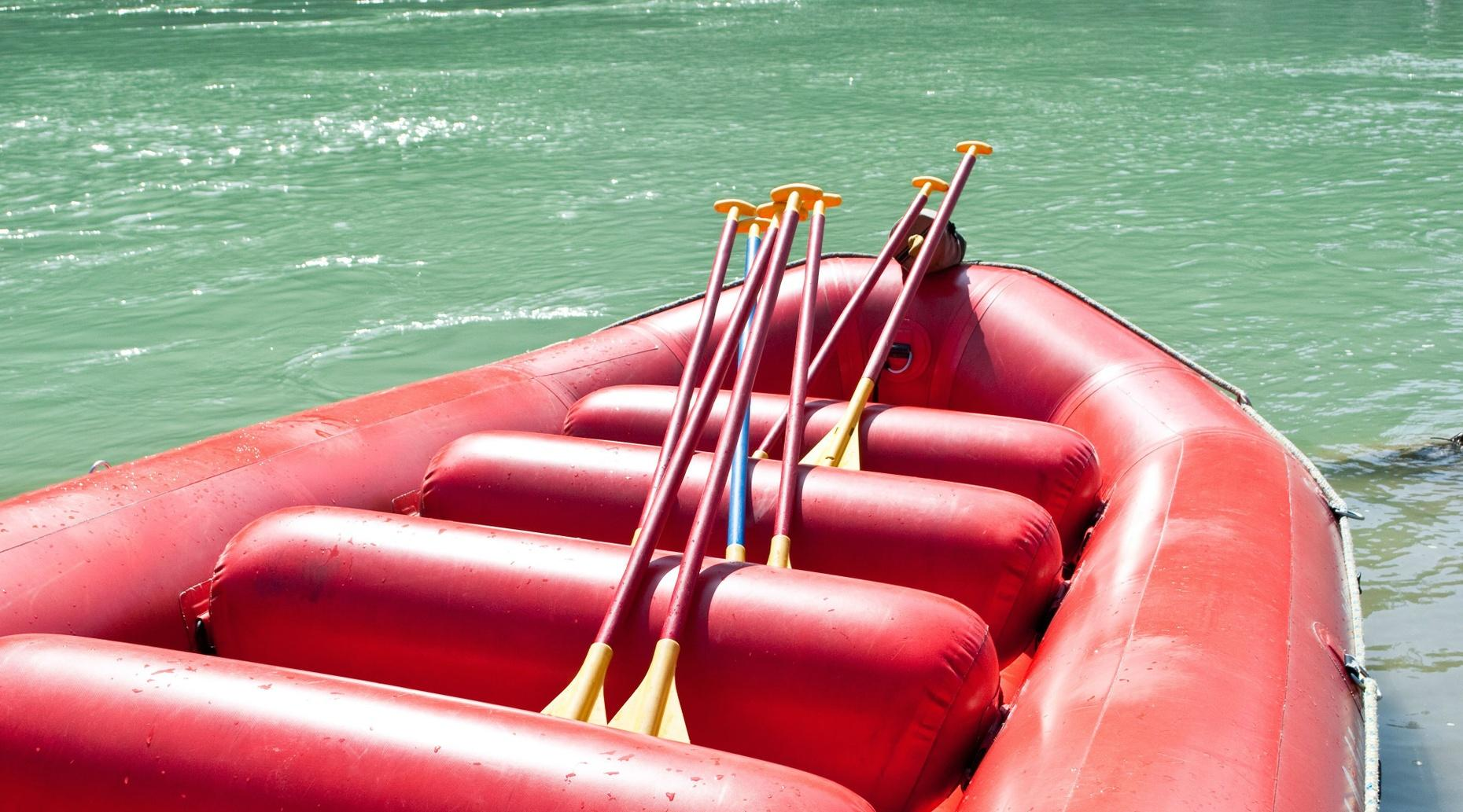 Rafting Summer Science Adventure from Monticello