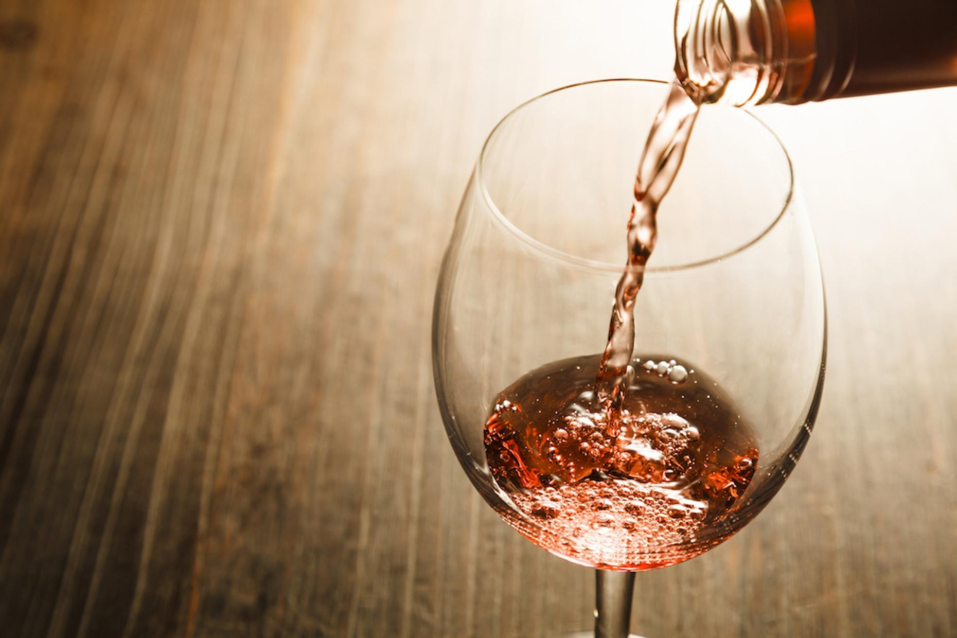 Guided Rosé Wine Tasting in Philadelphia