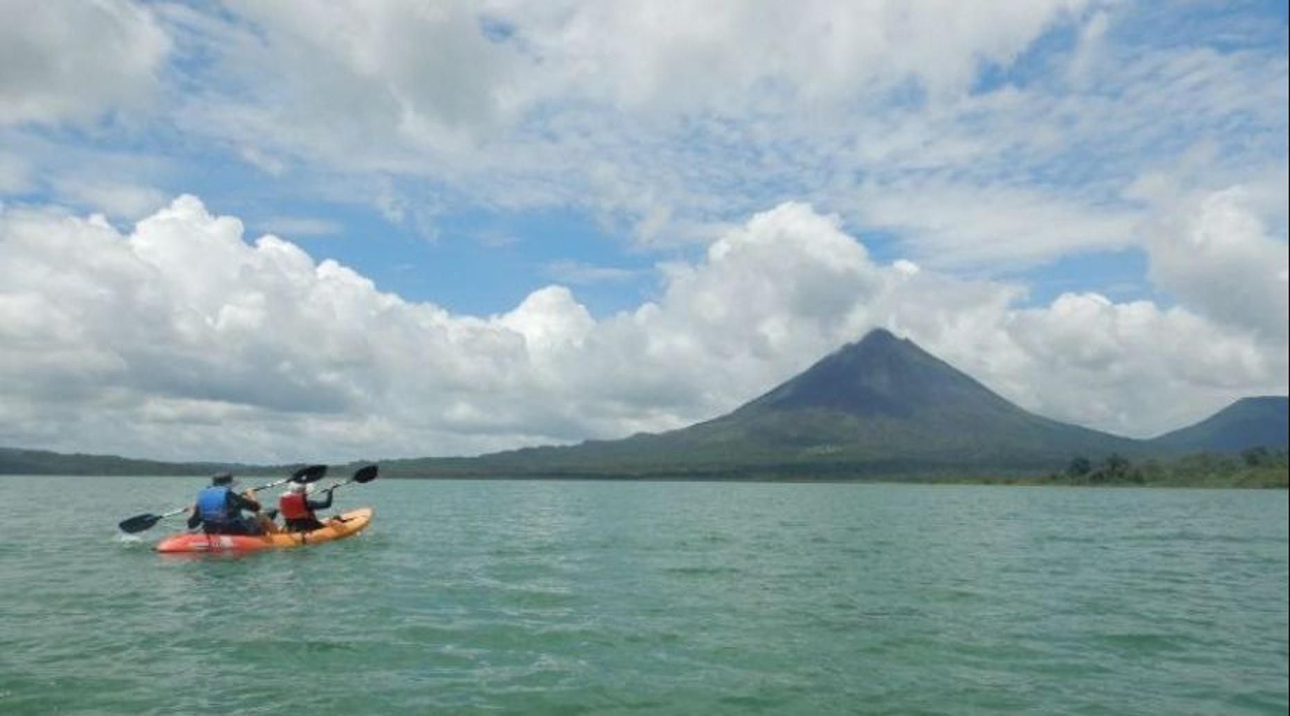 Arenal Lake Kayak