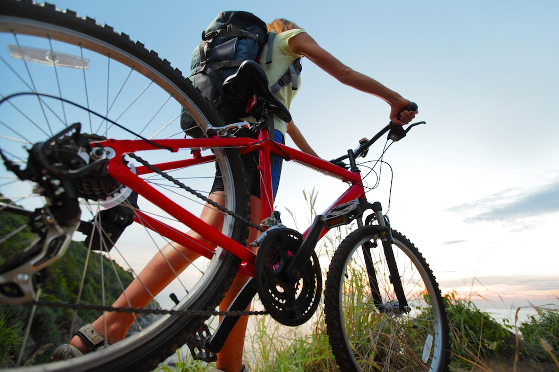 Lost City Mountain Biking Adventure in Cancun