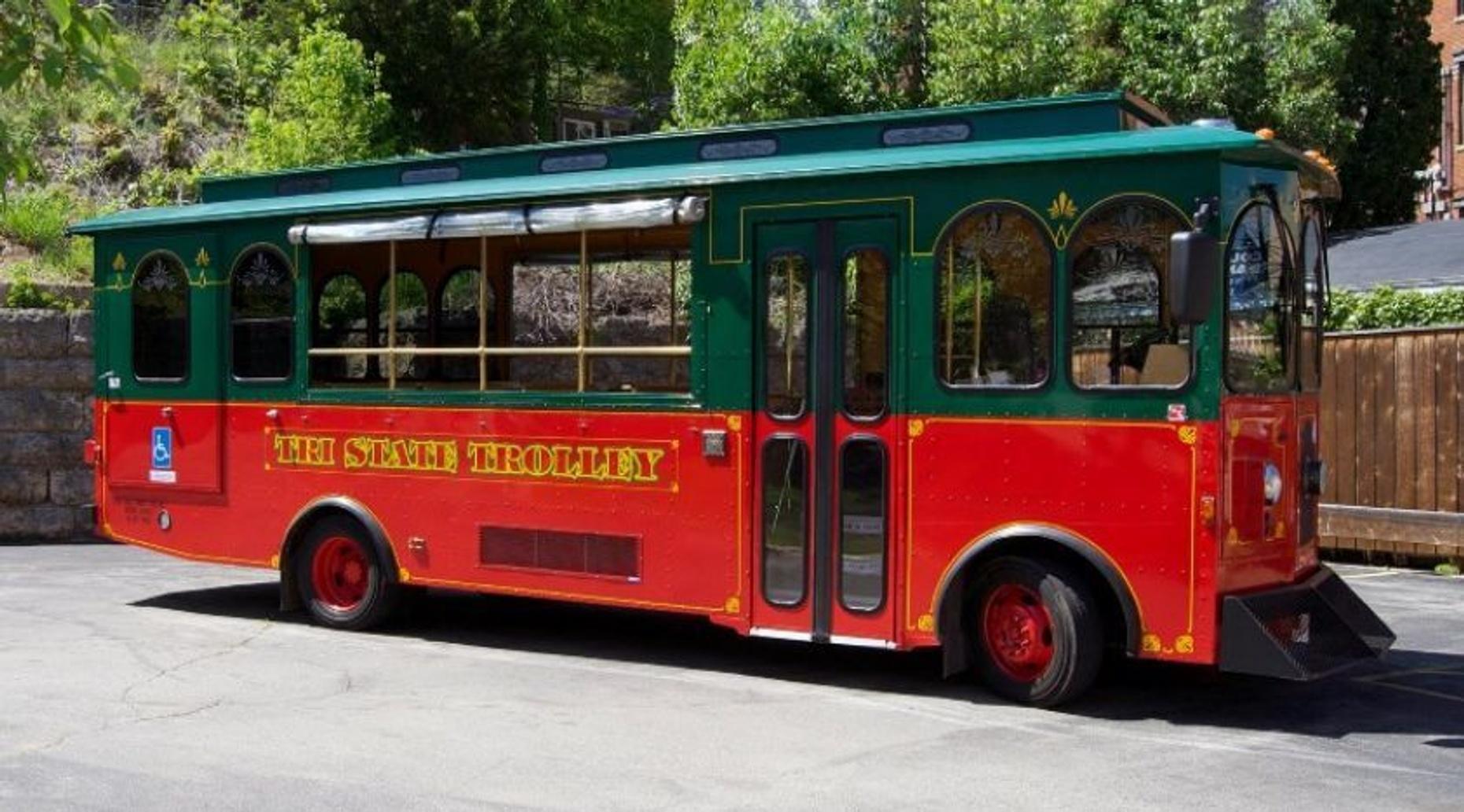 Galena Trolley Tour