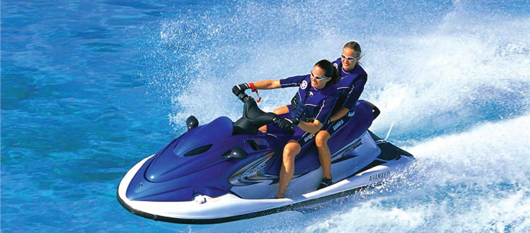 One-Hour Waverunner Rental in Palm Beach
