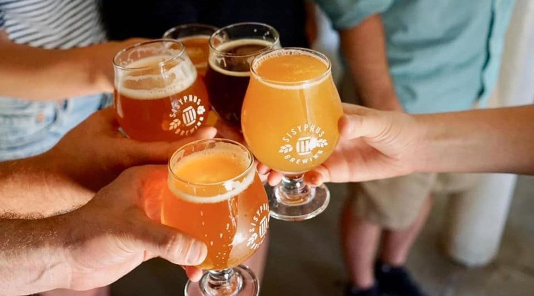 Brews 'n' Bites Brewery Tour in Minneapolis
