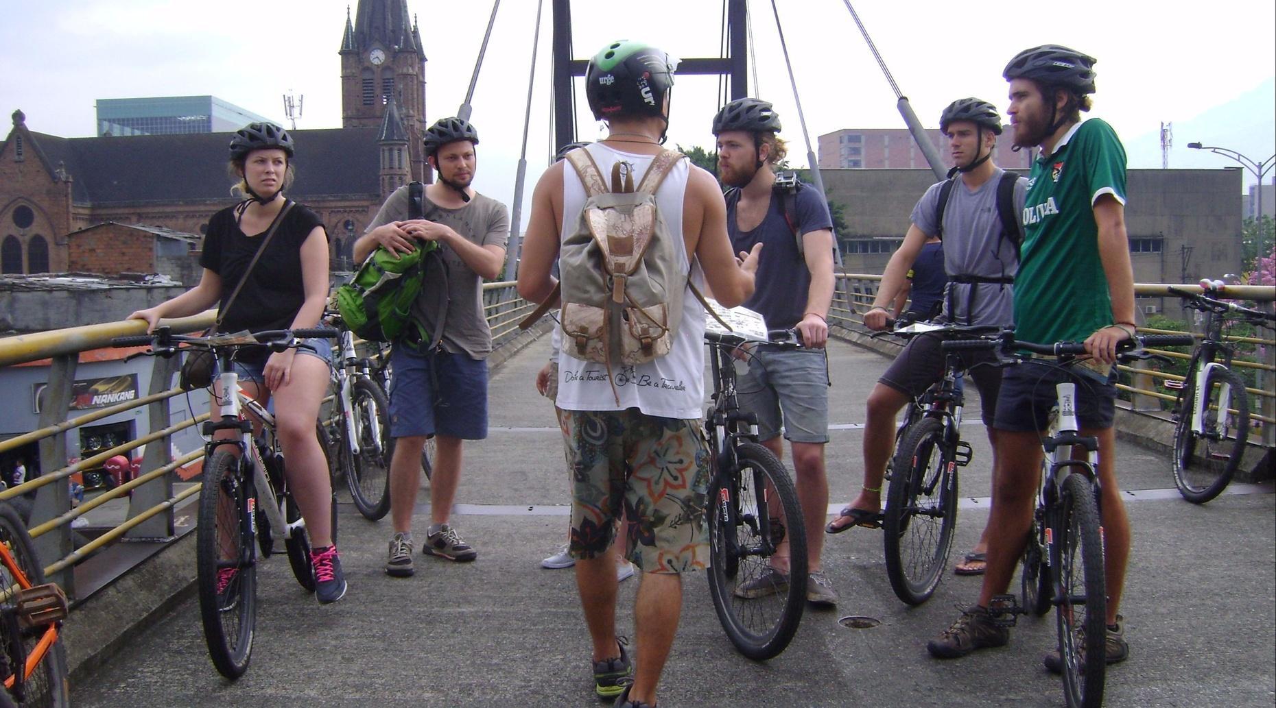 Bike Tour in Medellín
