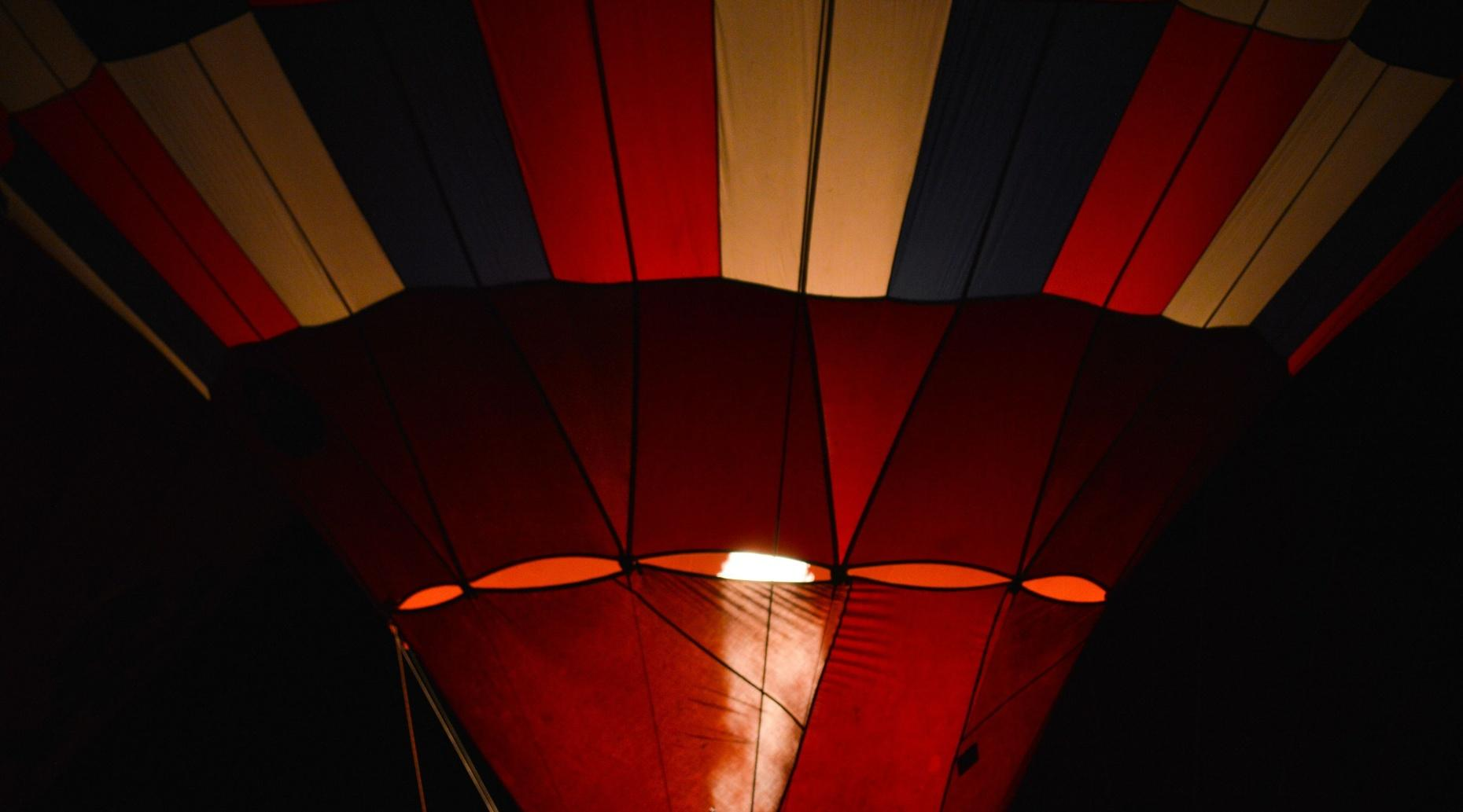 60-Minute Hot Air Balloon Flight over Teotihuacan