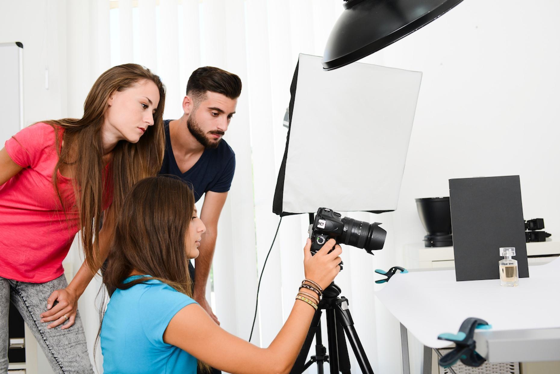 Studio Lighting Photography Workshop in Miami