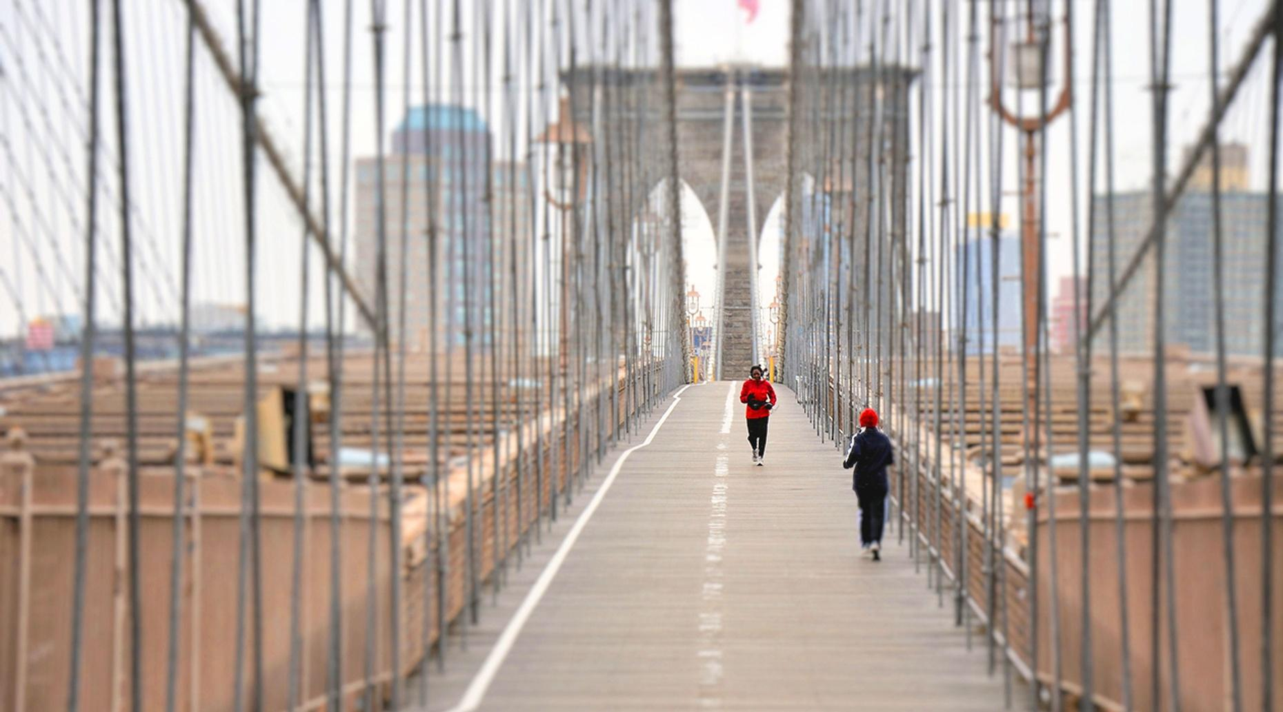 Eight-Mile Personalized Running Tour in New York City