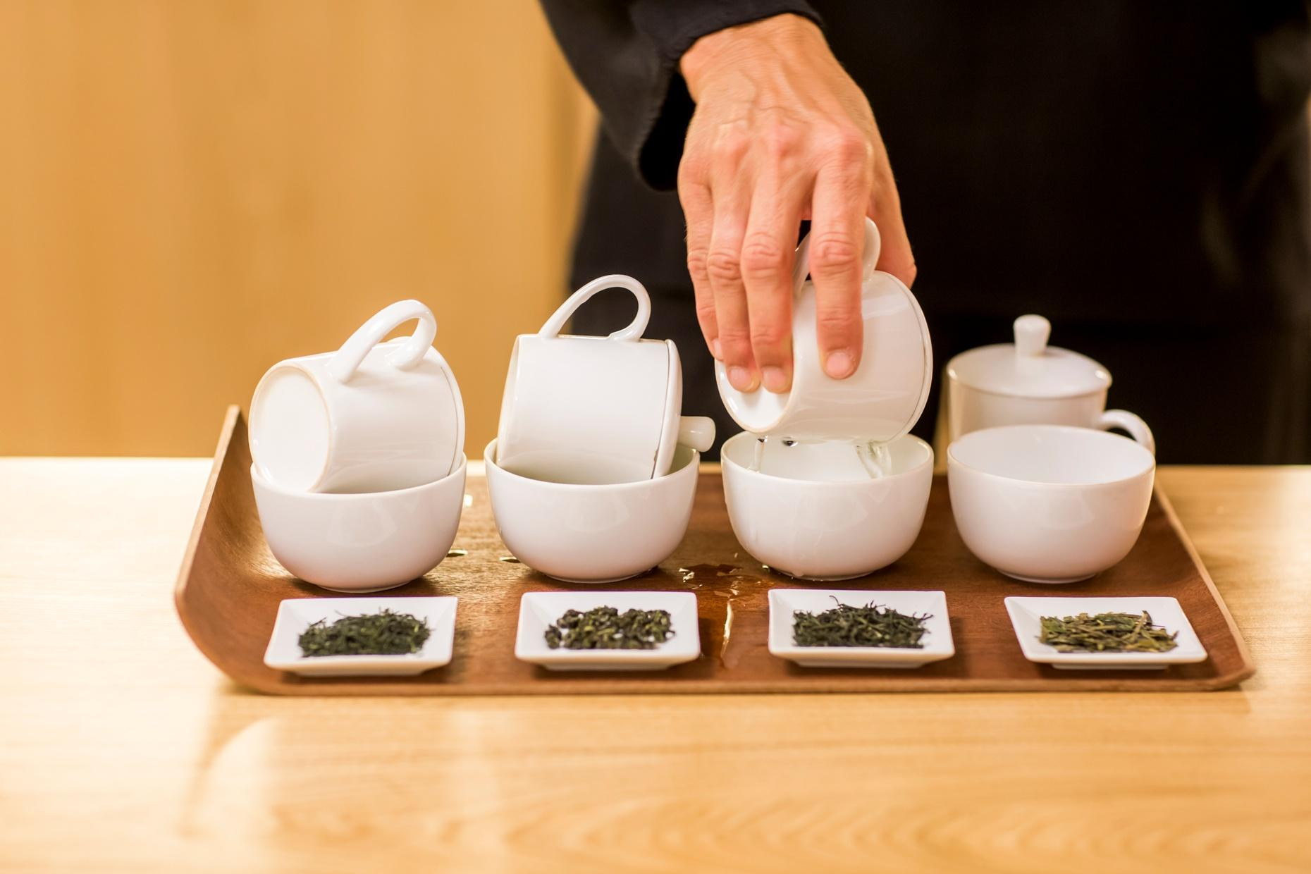 Grand Crus Teas Tastings in SoHo