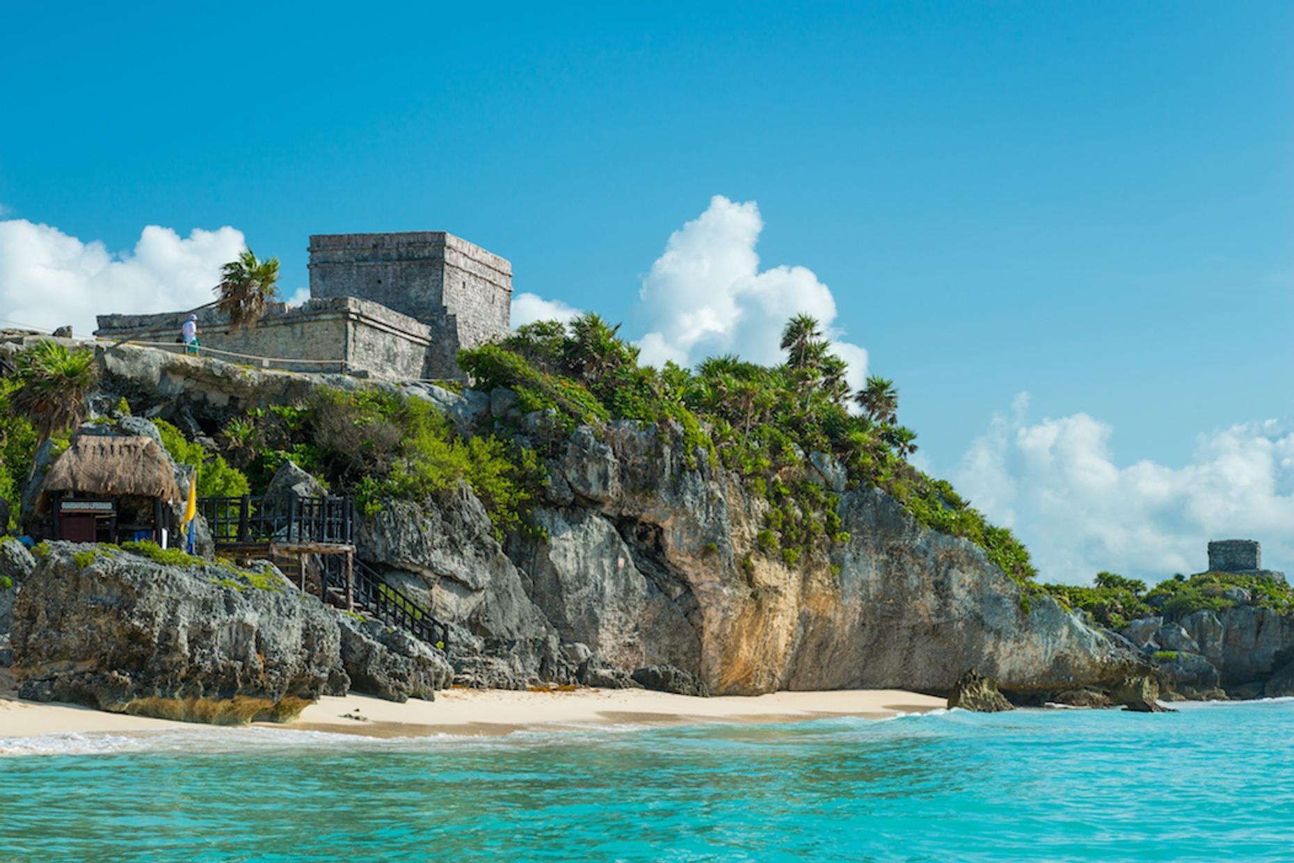 Tulum & Rio Secreto Adventure from Cancun