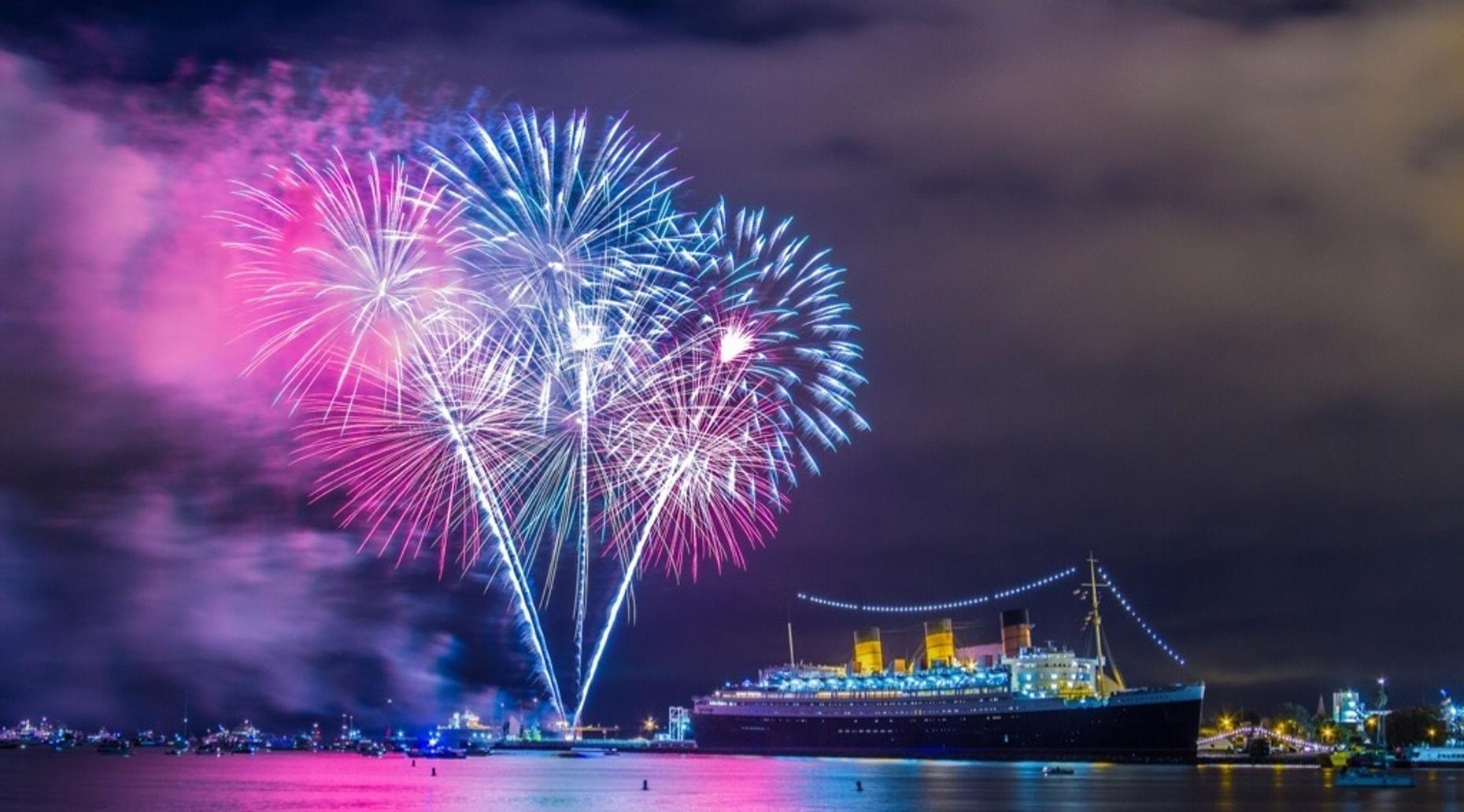New Years Eve Dinner Cruise